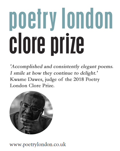 Poetry prizes 2018 uk number